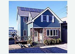 輸入住宅建材のイメージ